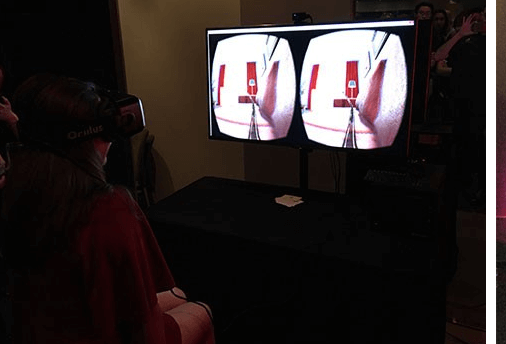 Virtual Reality Booth