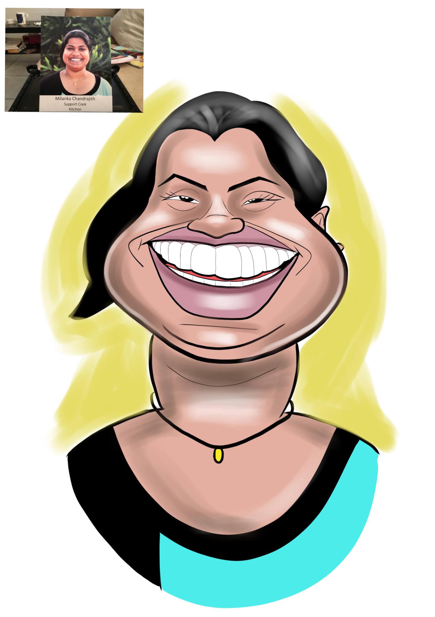 Phil Bowler Caricatures