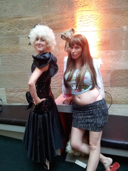 Kath & Kim Impersonators