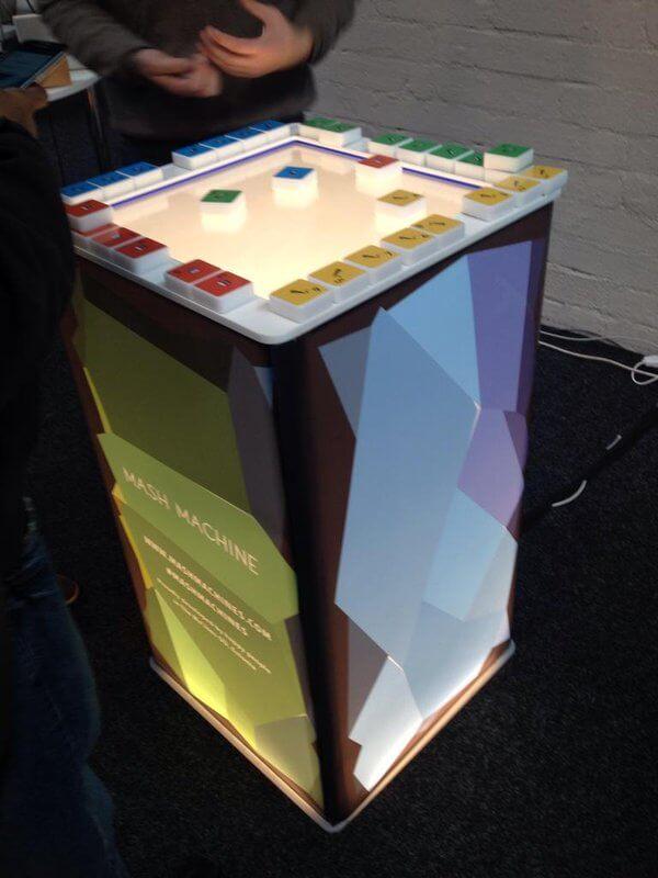 Mash Machine Interactive Game