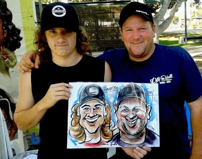 caricaturists