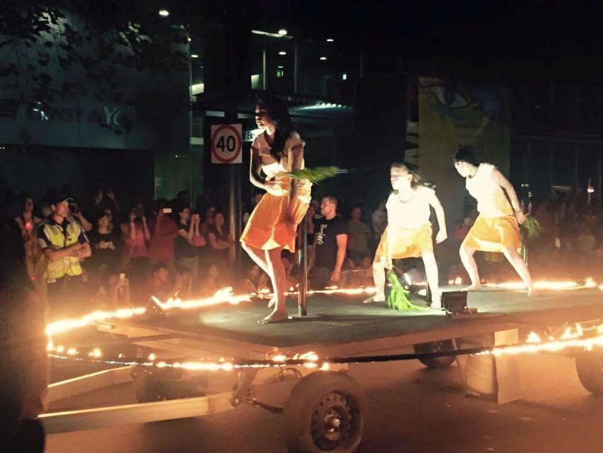 Aboriginal Performers – SA