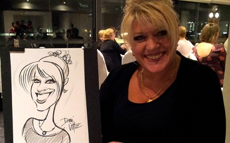 Caricatures by Dani