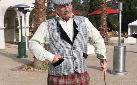 Golf Character