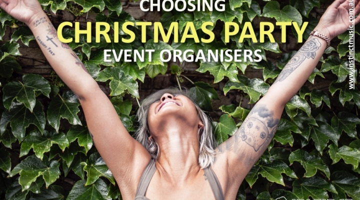 Choosing Christmas Party Event Organisers