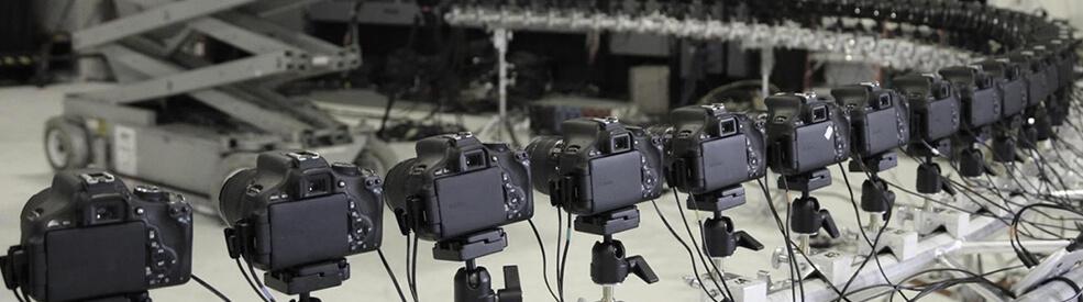 Bullet Time Camera Setup