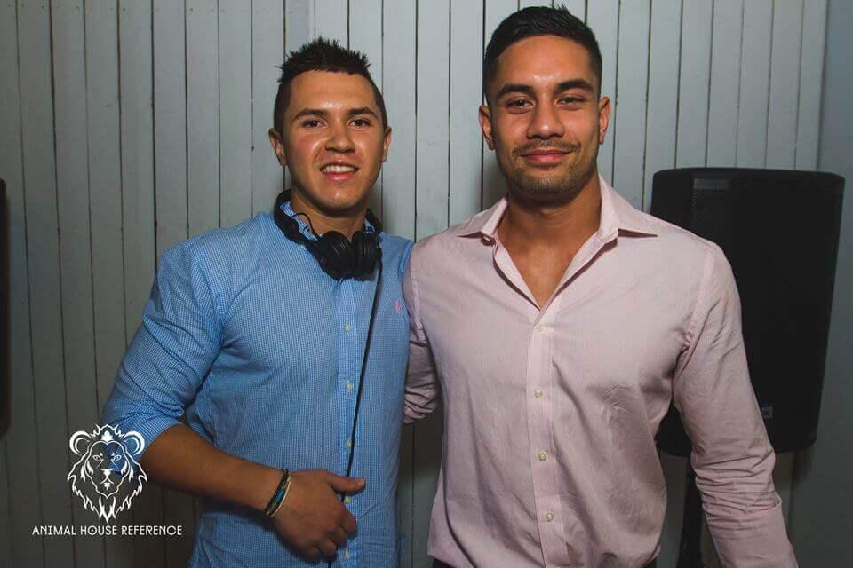 DJ's Chanel & Blair