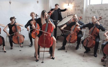 Fire Cello