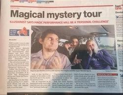 Jack Daniels   Magician Sydney