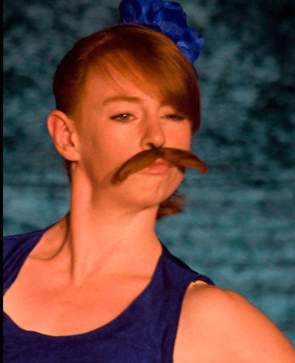 3 Skirts & A Moustache