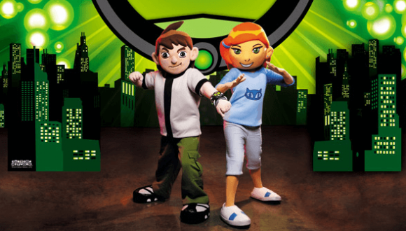Ben 10 Time Machine