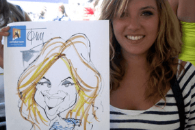 Caricatures by Tony