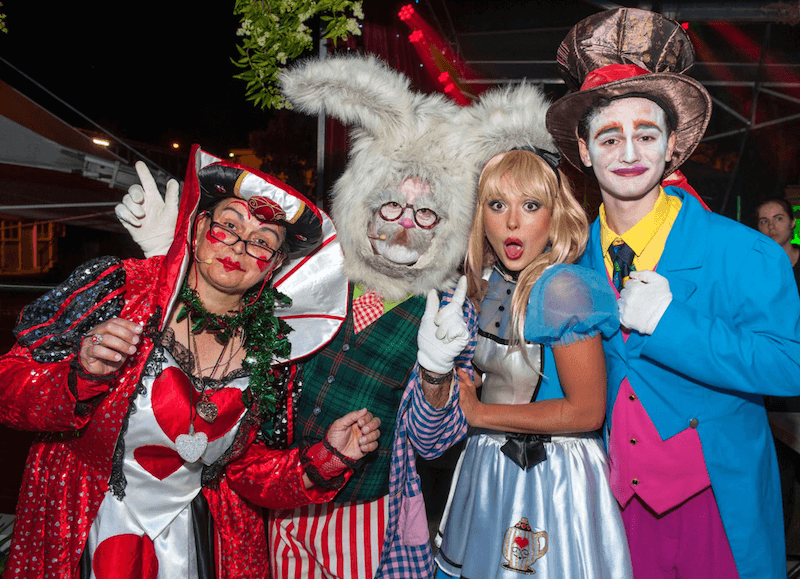 Christmas In Wonderland.Christmas In Wonderland For Hire For Events