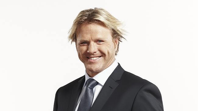 Dermott Brereton business speaker