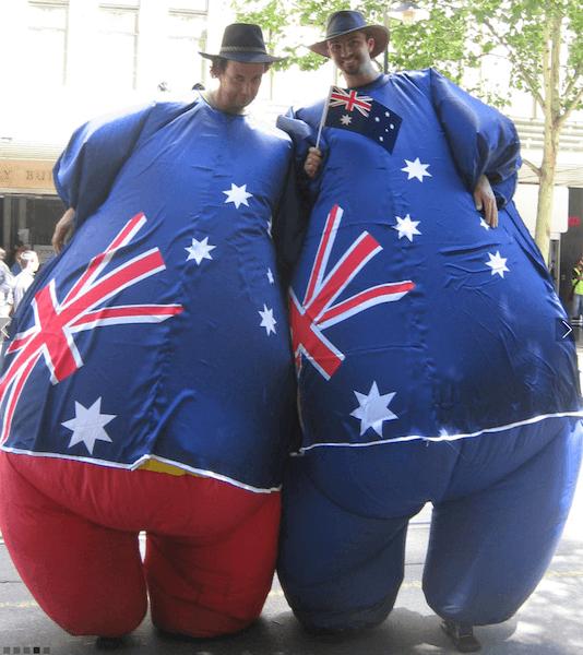 Fat Aussies