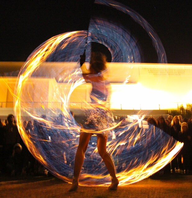 Fire Performers, Fire Dancers, Fire Twirling