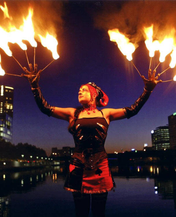 Fire Performers VIC