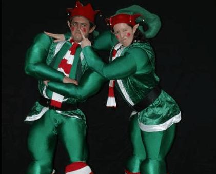 Giant Bouncing Elves | Sydney
