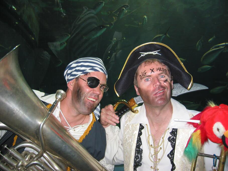 Musical Pirates