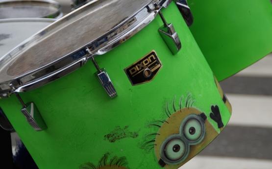 Jungle Drummers