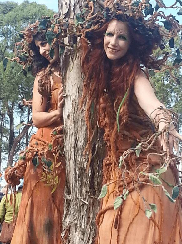 Living Tree Stilts