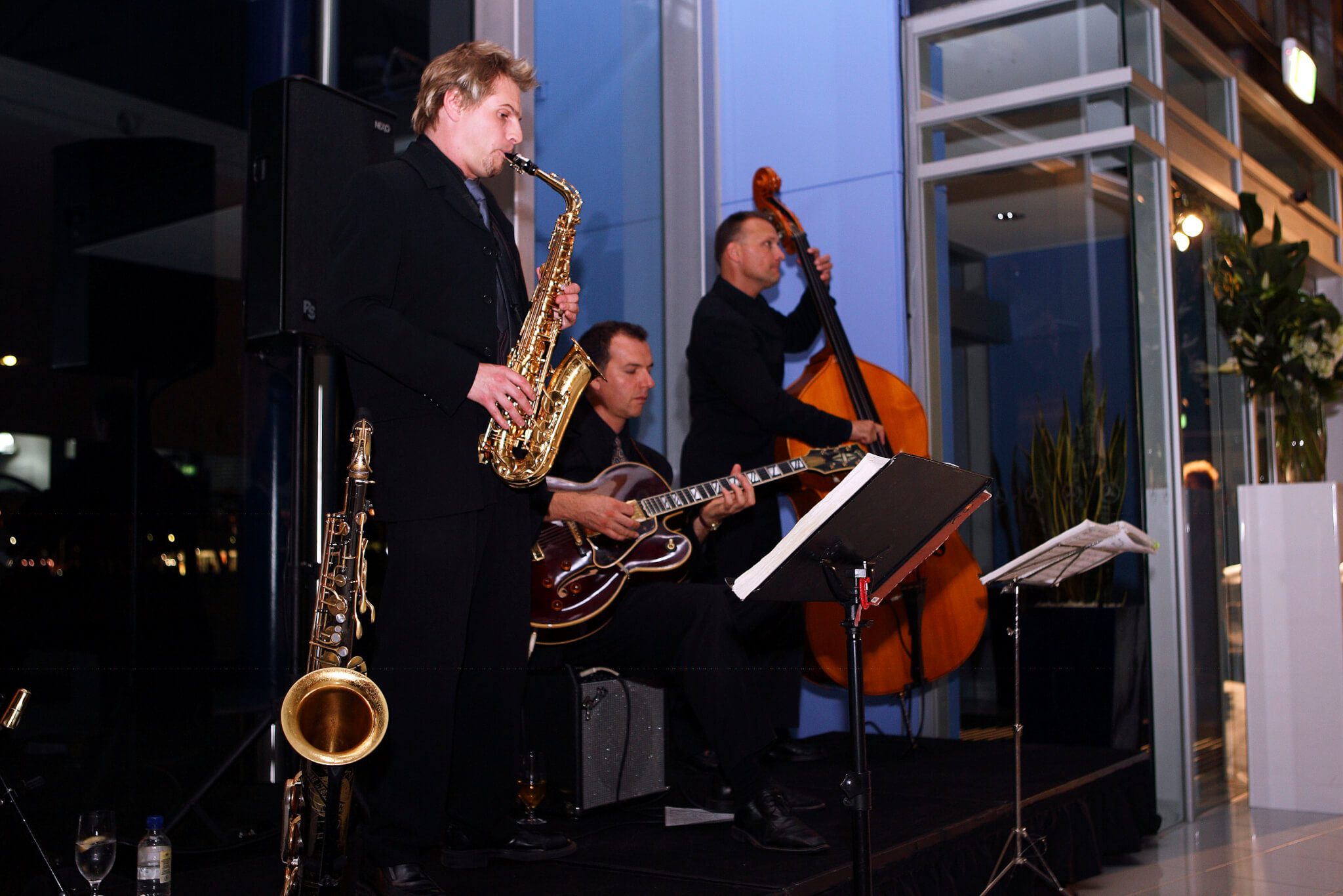 Peter Mitchell Jazz Ensemble