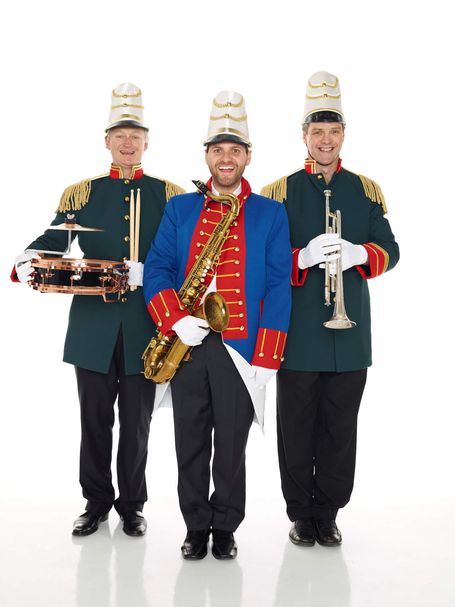 Toy Soldiers Band