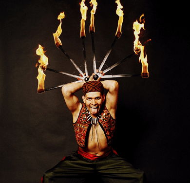 Fire Circus Magic