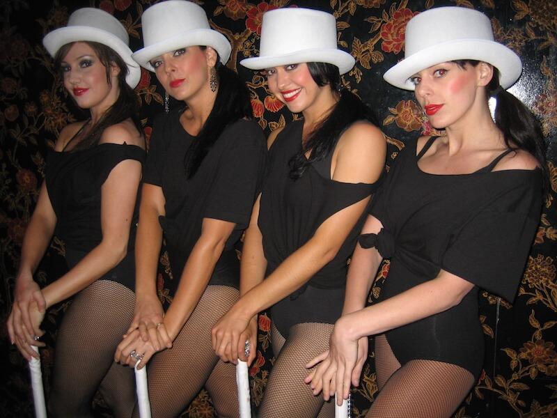 Podium Dancers