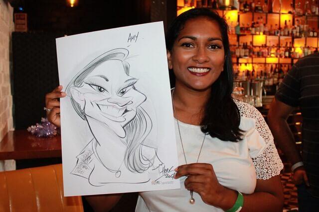 Harv | Caricaturist in Melbourne