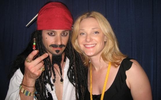 Pirate Magician