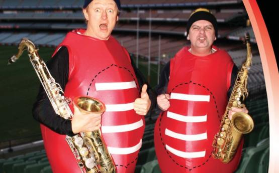 Musical Footballs
