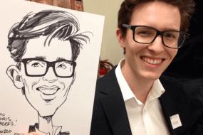 Steve Panozzo – Caricaturist