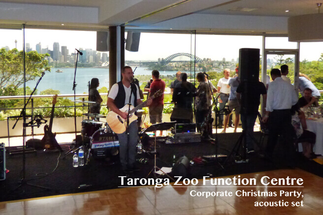 Party Station | Sydney Party Band