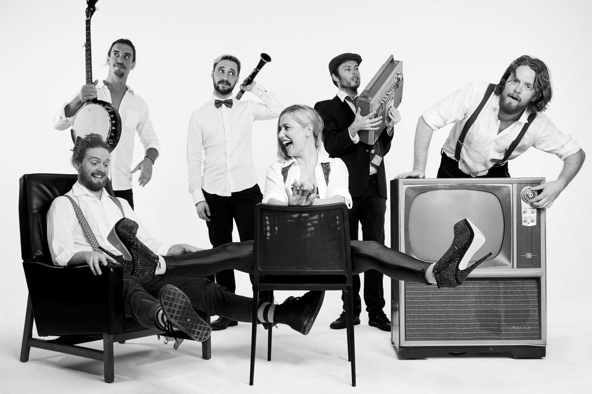 Electro Jazz | Sydney Jazz Band