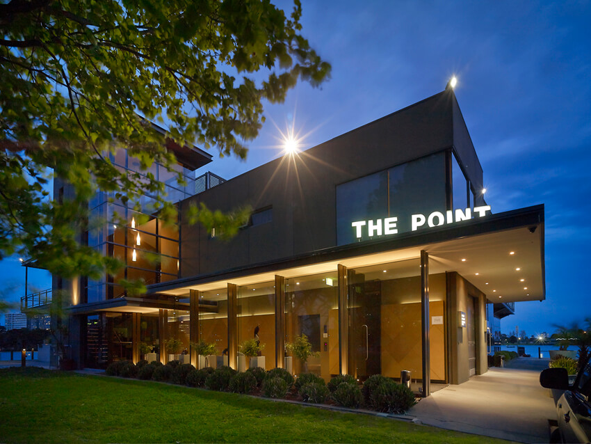 the point-albert park- events entertainment