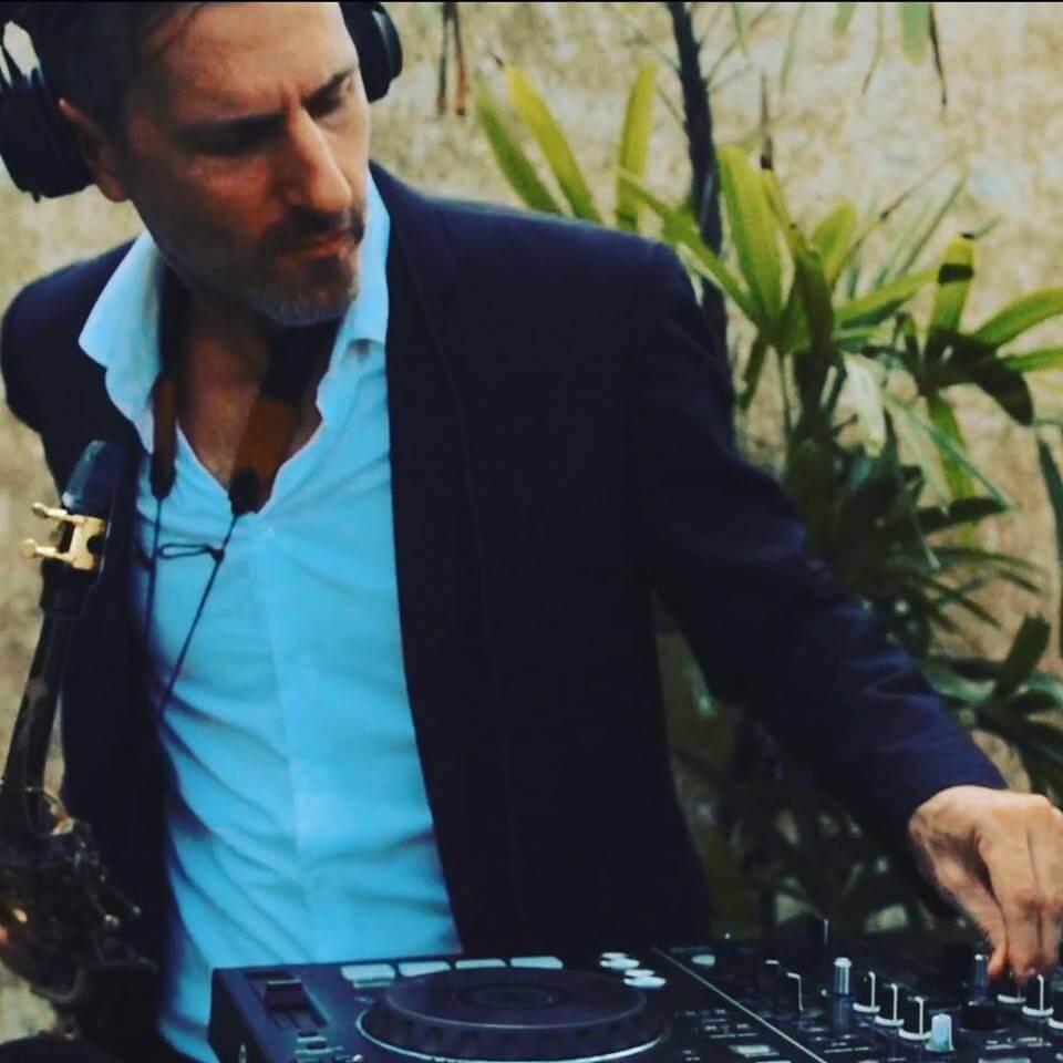 DJ Sam Sax