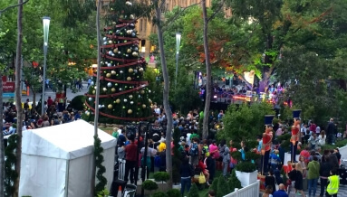 City of Melbourne Christmas Events