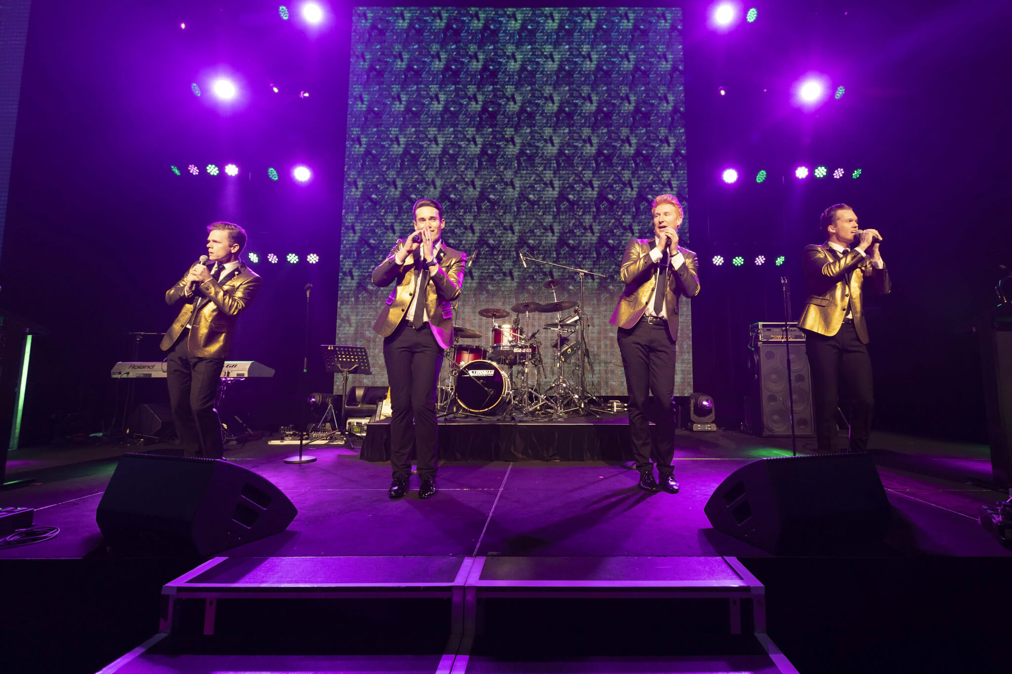 Oz Boyz – Australia's Boys of Motown