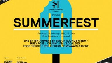 Summerfest – Docklands Festival