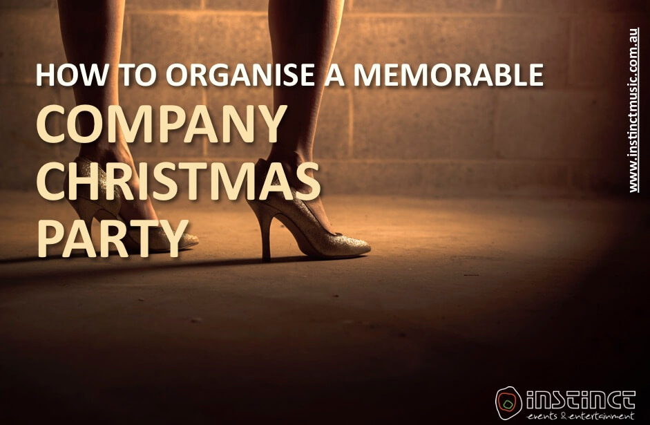 How to Organise a Memorable Company Christmas Party
