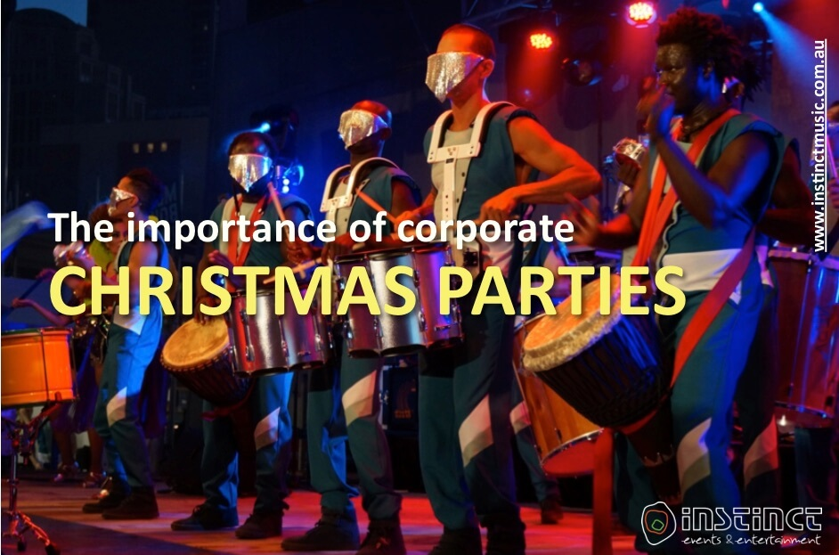 The importance of corporate Christmas parties