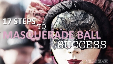 17 Steps to Masquerade Ball Success!