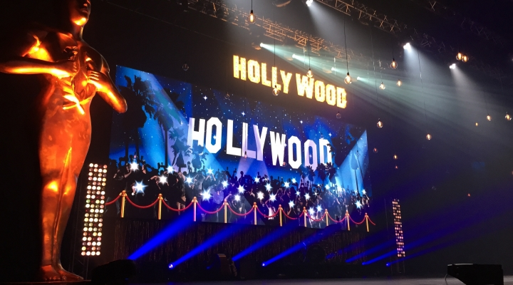 Hollywood Party Corporate Awards Night