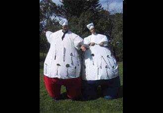Fat Chefs