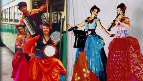Kush Musical Maidens
