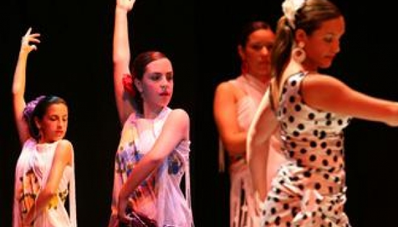 Sangre Flamenco Dance