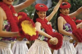 Pacific Hula Girls