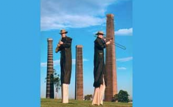 Stilts and Stockmen