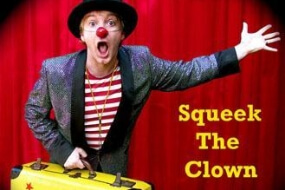Squeek the Clown